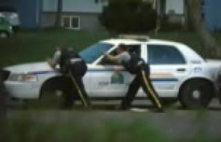 Kanada'da 'Rambo' alarmı