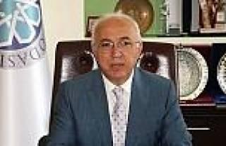 Kayseri Ticaret Odası Yönetim Kurulu Başkanı Mahmut...