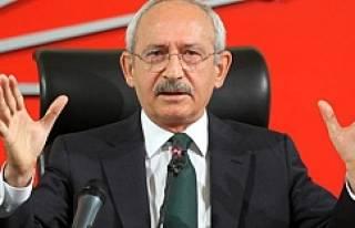 Kemal Kılıçdaroğlu Cumhurbaşkanlığı Sarayı'na...