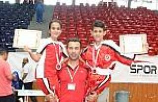 Kıck Boks Şampiyonasinda Beyşehirli Sporculardan...