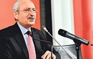 """Kılıçdaroğlu """"Türkiye vahşi kapitalizme teslim..."""