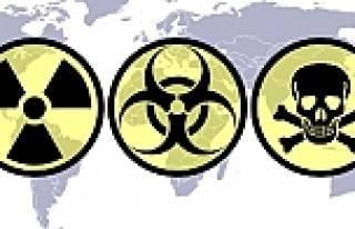 Kimyasal silahlar imha edildi