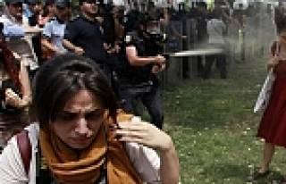 Kırmızılı Kadın Başbakan'dan şikayetçi oldu