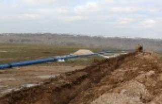 Konya'da 2014'te 507 Kilometre Su Ve Kanalizasyon...