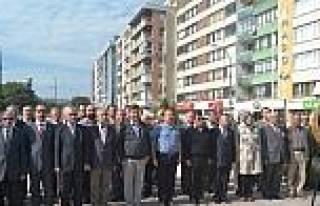 """Konya'da """"dünya Astsubaylar Günü"""" Kutlandı"""