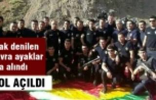 Lice'de PKK provokasyonu