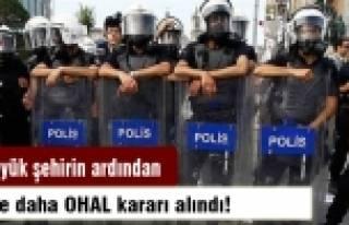 Mahkemeden Erzurum için olağanüstü hal kararı
