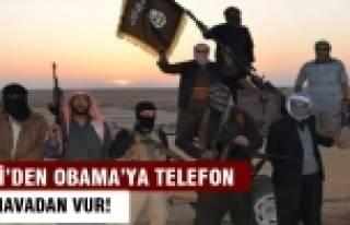 Maliki ABD'nin IŞİD'i havadan vurmasını istedi