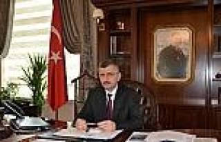Manisa Valisi Bektaş'tan 30 Ağustos Zafer Bayramı...