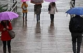 Meteoroloji'den uyarı! Yağışlı ve soğuk hava...