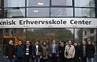 Metiskop'un Danimarka Çalişma Ziyareti Yapıldı