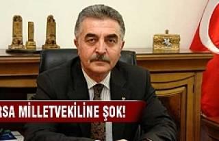 MHP'li Ataman'a şok! PKK'lılar hackledi
