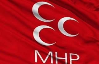MHP MYK toplantısı başladı