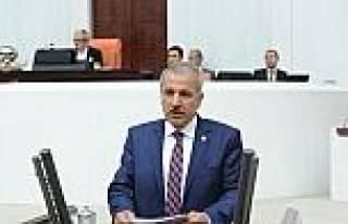 """Milletvekili Şahin; """"bütçede En Fazla Payı Milli..."""