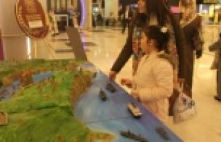 Minikler Çanakkale'yi Bursa'ya taşıdı