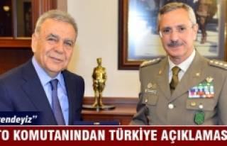 NATO komutanından 'Türkiye'de güvendeyiz'...