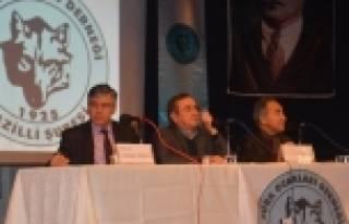 Nazilli'de Işid Konferansı