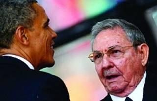 Obama'dan Küba ziyareti