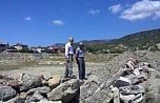 Osmancık'ın Sel Projesi Hazır