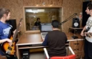 Osmangazi'den genç starlara albüm