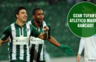 Ozan Tufan'a Atletico Madrid kancası!