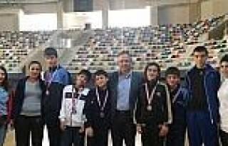 Özel Sporcular Cumhuriyet Kupasında Buluştu