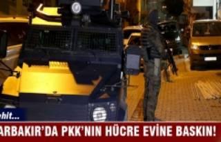 Polis ile teröristler çatıştı: 3 polis şehit!