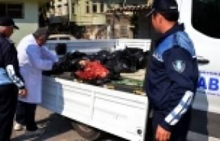 Polisten at eti operasyonu