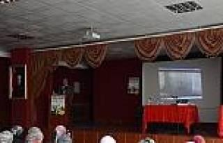Sarıkamış'ta 'cami Ve Gençlik' Konulu Toplantı