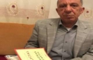 Şeyh Said'in torununda Öcalan'a kitap