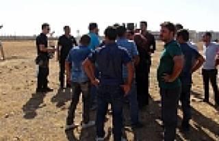 Sınırda IŞİD tedirginliği!