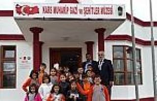 Sultan Alparslan Koleji Öğrencileri Muharip Gaziler...