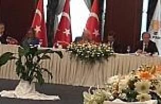 Ulupınar, Başbakan Davutoğlu'na Zonguldak'ı...