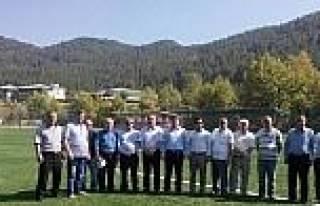 Ulus Mini Stadyumuna Kavuşacak
