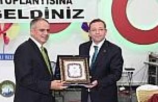 Yahyalı Kaymakamı Ziya Polat'a Veda Ve Yahyalı...