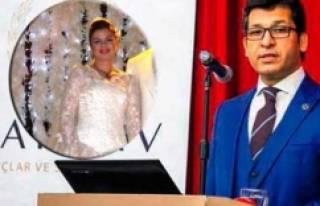 YARSAV Başkanı ile Haşim Kılıç'ın kızı...