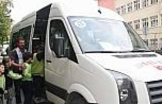 Yozgat Emniyetten Öğrenci Servis Şoförlerine Seminer