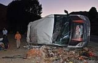 Yüksekova'da Trafik Kazası: 6 Yaralı