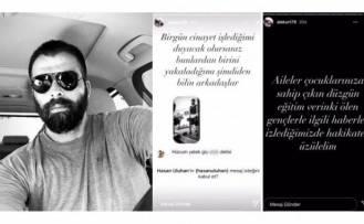 Mehmet Akif Alakurt takipçisini ölümle tehdit etti