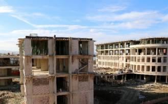 Ziraat Fakültesi İnşaatinda Sona Yaklaşıldı