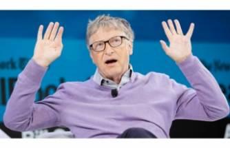 Bill Gates'in virüs ile başı belada!