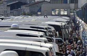 4 otobüs firması 4 Haziran'da seferlere başlıyor