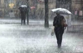Bursa için sağanak yağış uyarısı! Meteoroloji saat verdi