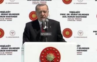 Erdoğan: 'Sağlık turizminde sıçrama yapıyoruz'