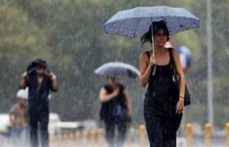 Meteoroloji'den 5 bölgede oturanlara uyarı: Yoğun sağanak bekleniyor