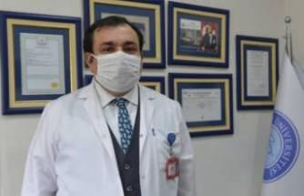 Bilim Kurulu Üyesi Demircan: Hastanelerimizi elzem değilse kullanmamak lazım