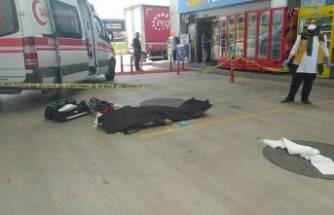 Bursa'da katil zanlısı öldürdüğü kişinin otomobilini alıp kaçtı