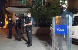 Bursa'da 2 bin 500 polisle şehit Erman Özcan operasyonu
