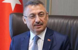 Cumhurbaşkanı Yardımcısı Oktay'dan 'normalleşme süreci' paylaşımı