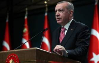 Erdoğan: Ekonominin çarkları yeniden tam güç dönmeye başladı